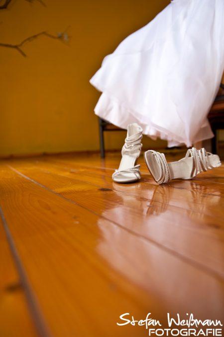 Hochzeit im toskanischen Stil