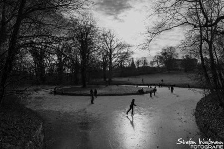 Eislaufen in Herrnsheim