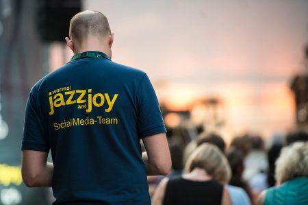 Jazz und Joy Social Media