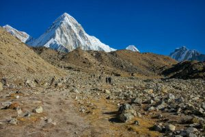 Der Weg zum Everest Base Camp
